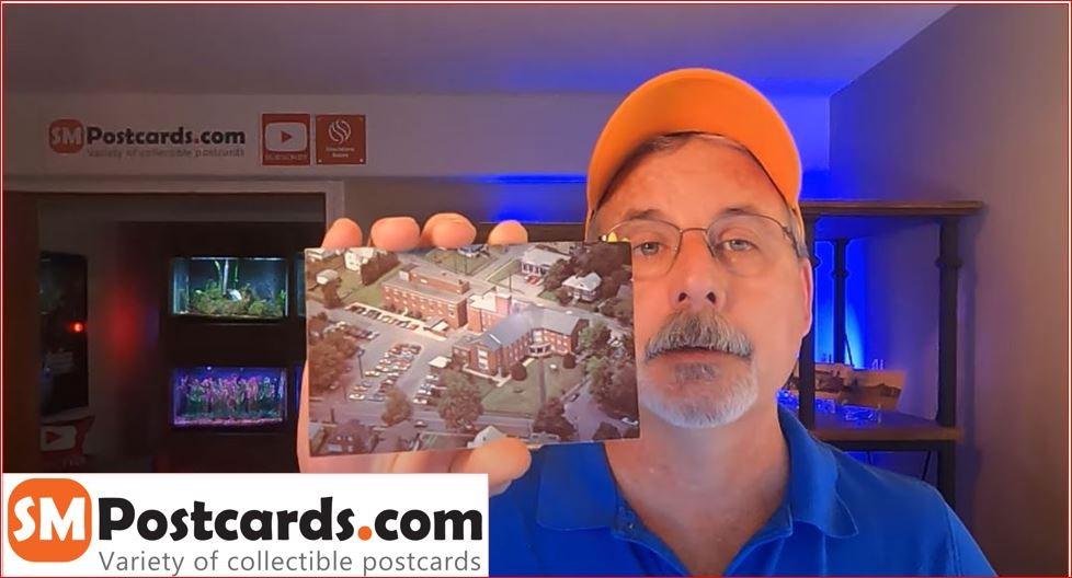 YouTube Postcard Seller To Speak On August 2
