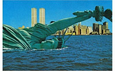 July 6 Meeting To Feature American Postcard Artist, Michael Langenstein