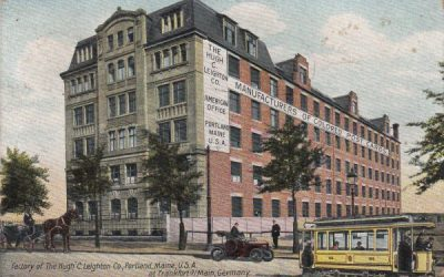 The Companies That Printed Postcards – September 13 at 7:00 PM
